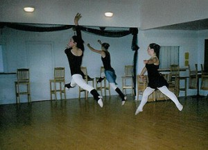 Atlantic Ballet Workshop with Royaka Duval